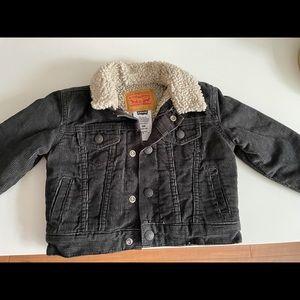 Levi's Corduroy Jacket Size 18M